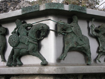 Battle of Orreaga - Roncesvalles